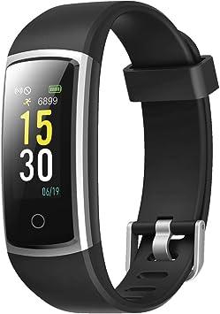 LATEC Pulsera Actividad, Ejercicio Fitness, Fitness Tracker ...