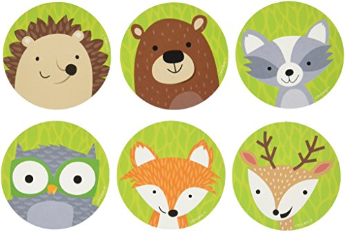 Creative Teaching Press Woodland Friends Cut Outs, 3