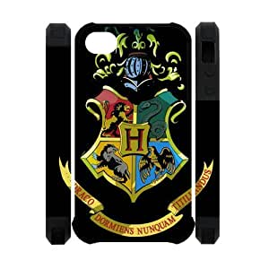 diy phone caseFunny Harry Potter Hogwarts Apple Iphone 5S/5 Case Cover Dual Protective Polymer Cases Deathly hallowsdiy phone case