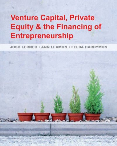 Venture capital financing pdf download