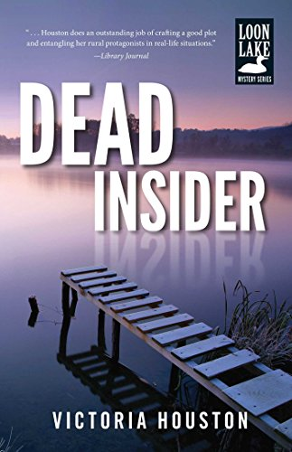 Dead Insider (Loon Lake Mystery Book 13)