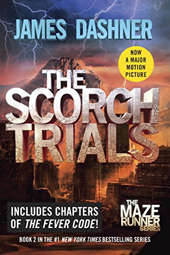 Scorch Trials Maze Runner Book ebook