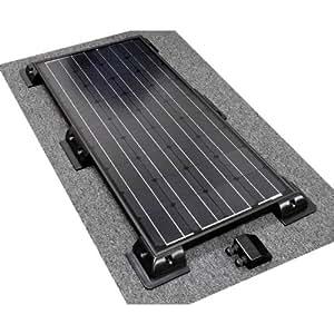 Amazon Com Instapark 174 Zj 34b Universal Drill Free Solar