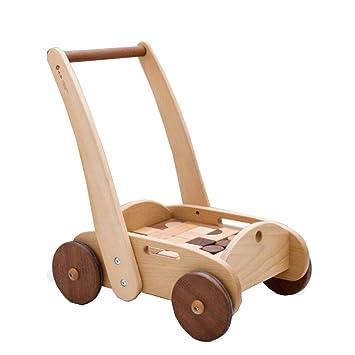 QHWJ Andador para bebés, Puede Sentarse en una Mesa de Ruedas de ...