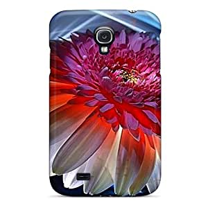 High Impact Dirt/shock Proof Case Cover For Galaxy S4 (blossom Love)