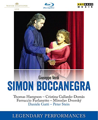 Simon Boccanegra (Legendary Performances) (Blu-ray)