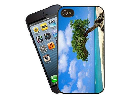 Divi Baum, Aruba - iPhone Case - dieses Cover passt Apple Modell 4 und 4 s - von Eclipse-Geschenkideen