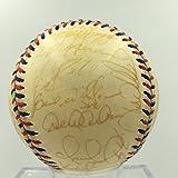 1999 All Star Game AL Team Signed Baseball Derek Jeter