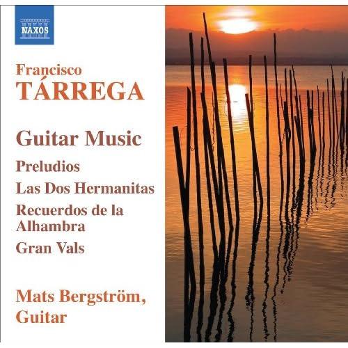 Tarrega F Guitar Mats Bergstr%C3%B6m product image