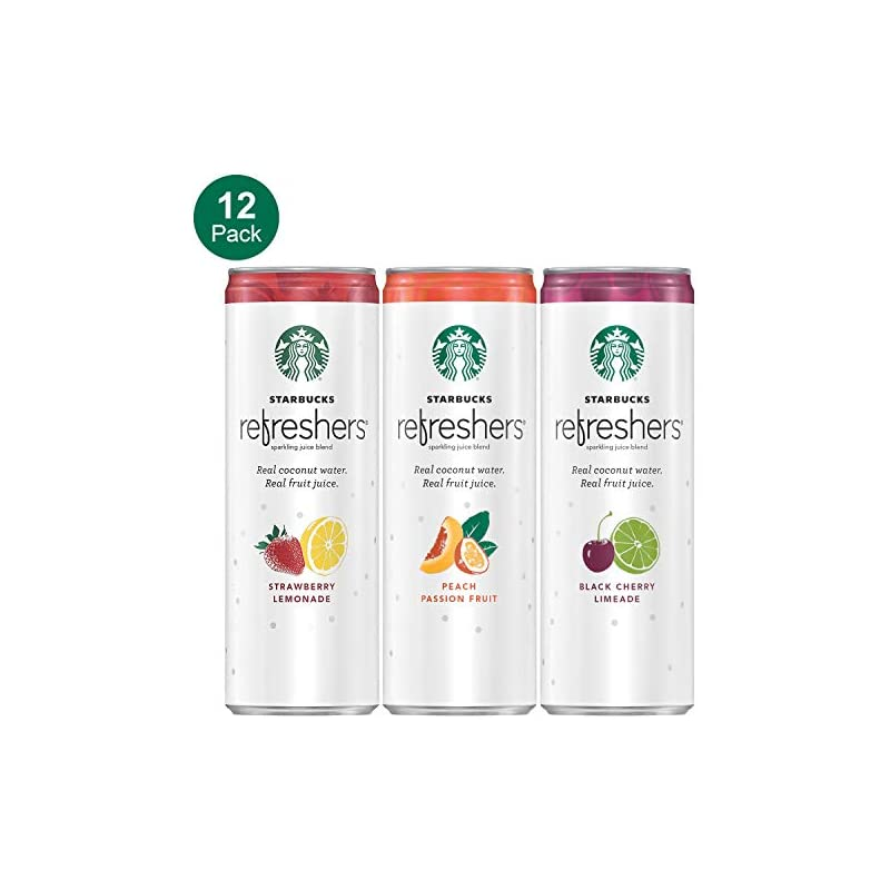 Starbucks, Refreshers with Coconut Water