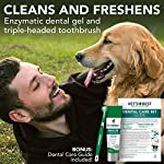 Vet's Best Enzymatic Dog Toothpaste | Teeth Cleaning and Fresh Breath Dental Care Gel | Vet Formulated 11