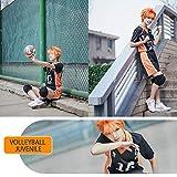 KINOMOTO Haikyuu!! Karasuno High School Sport Suit