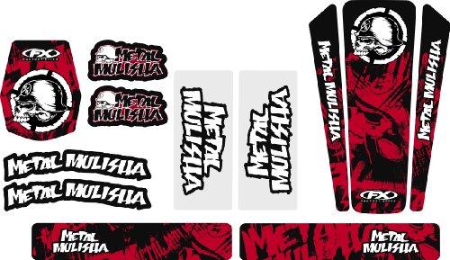 Factory Effex Metal Mulisha Universal Trim Kit - 2012 - Honda -