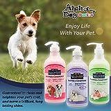 Alpha Dog Series Natural Dog Puppy Grooming Bath