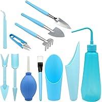 12 piezas kit de herramientas de transplantar suculentas