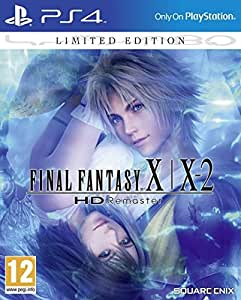 Final Fantasy X/X-2: HD Remaster - Limited Edition