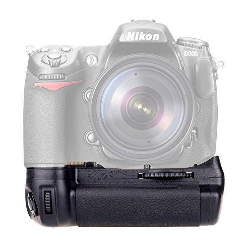 FOSITAN MB-D10 Vertical Battery Grip for Nikon D300 D300S D700 SLR Digital Camera as (Nikon Mbd10 Battery Grip)