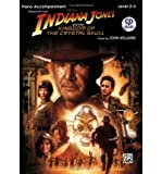 Indiana Jones and the Kingdom of the Crystal Skull Instrumental Solos: Piano Acc., Book & CD (Pop Instrumental Solo) (Paperback) - Common