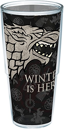 Tervis Game of Thrones – casa Stark 680.4 gram vaso