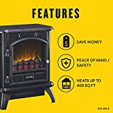 Duraflame DFS-500-0 Thomas Electric Stove with