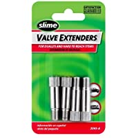 """Slime 2045-A Metal Valve Extenders, 1-1/4"""""""