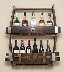 Whiskey Rack
