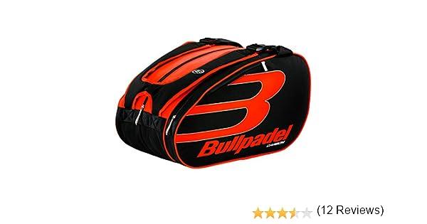 Paletero Bullpadel 17004 Orange: Amazon.es: Deportes y aire libre