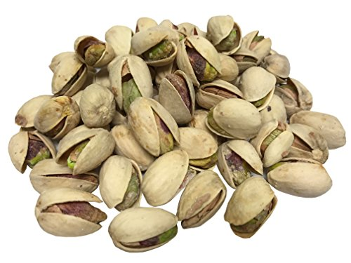 - NUTS U.S. - California Pistachios, Roasted, Sea-Salted, In Shell (3 LB)