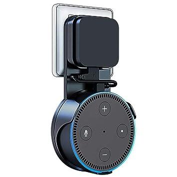 para  Echo Dot per Soporte de Montaje en Pared para el Soporte para Alexa Echo Dot 3ra generaci/ón