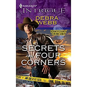 Secrets in Four Corners Audiobook