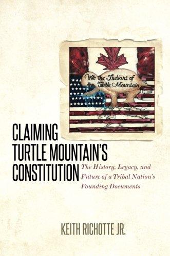 Claiming Turtle Mountain