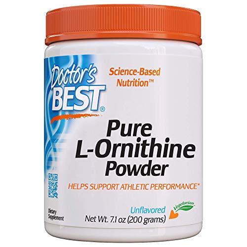 Doctors Best Pure L Ornithine Powder