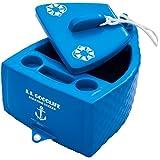 Kayak Accessories Cooler Bag Super Soft Goodlife Floating Kooler (Red, Blue) (Blue)