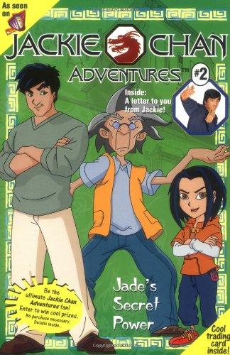 Download Jade's Secret Power (Jackie Chan Adventures, No. 2) pdf
