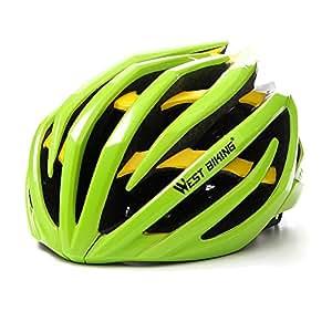 West Biking - casco de bicicleta para ciclismo de carretera ...