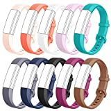 Tobfit for Fitbit Alta HR/Fitbit Alta Bands Large Small Straps Varied Colors and Editions for Fitbit Alta HR Fitbit Alta