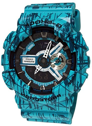 G Shock GA 110 Slash Pattern Designer