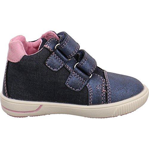 Supremo Baby Mädchen 4831009 Klassische Stiefel Blau (Navy)