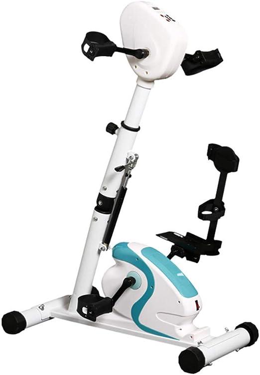 Terapia física física Rehabilitador de entrenamiento de bicicleta ...
