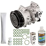 Scion tC A/C Compressors & Components - For Scion tC 2011-2015 AC Compressor w/A/C Repair Kit - BuyAutoParts 60-82816RK New