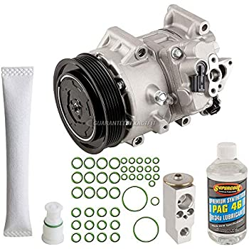 AC Compressor w/A/C Repair Kit For Scion tC 2011-2015 - BuyAutoParts 60-82816RK New