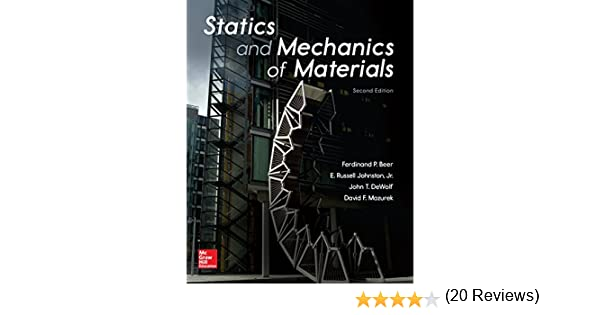 Statics and mechanics of materials ferdinand beer ebook amazon fandeluxe Choice Image