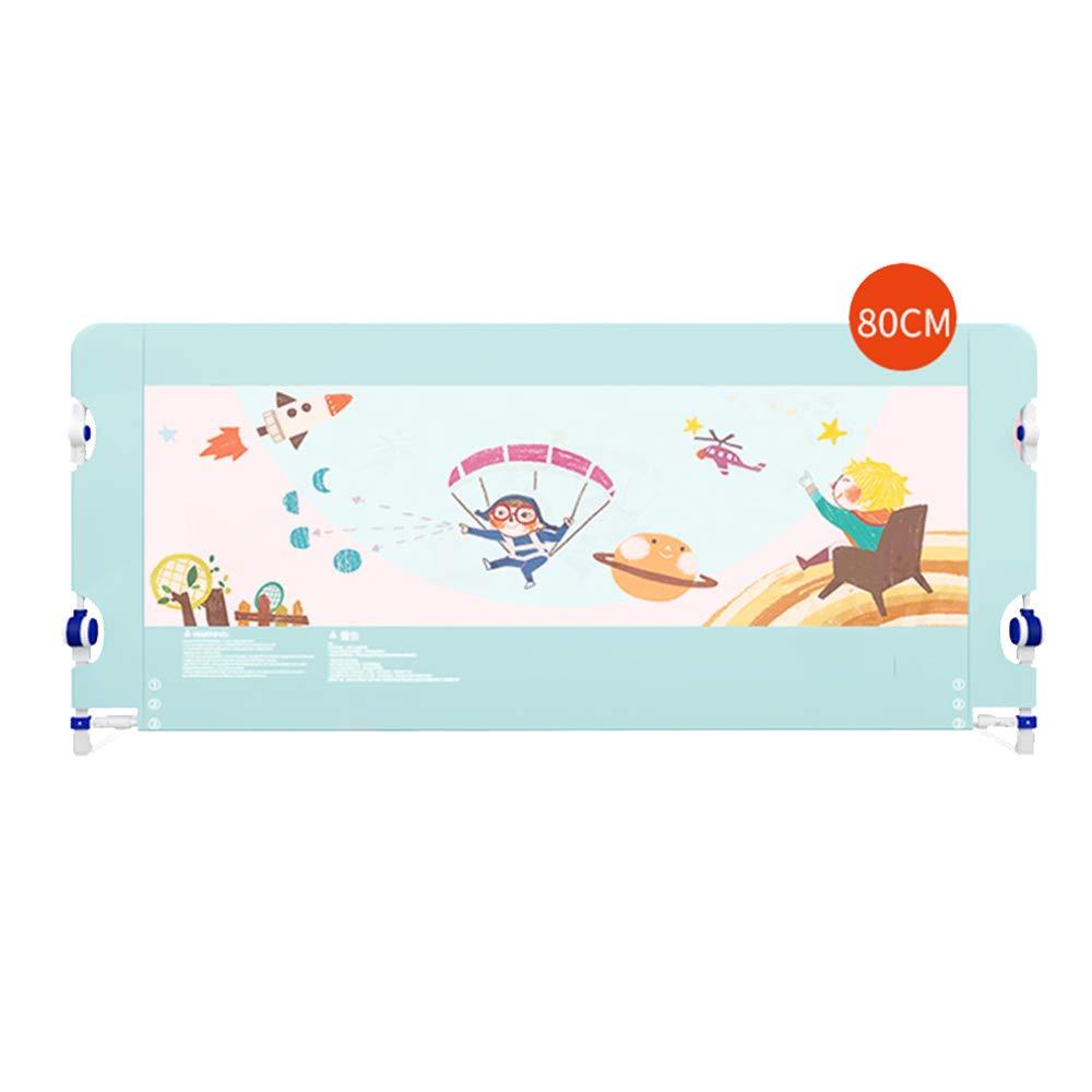barandilla de Cama Baby Bed Guardrail Baby Child Bed Fence Cama Shatter-Resistant Bedside Baffle Elevación de la Cama (Tamaño : L-150cm) MAZHONG