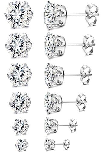 The 8 best men's earrings stainless steel