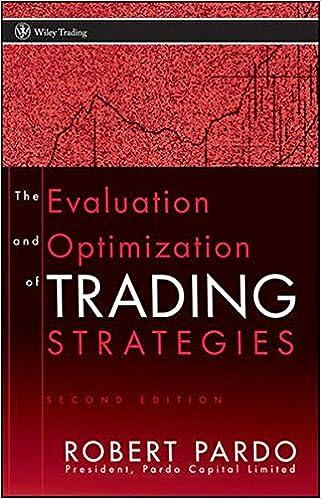 Urban jaekle emilio tomasini trading systems pdf