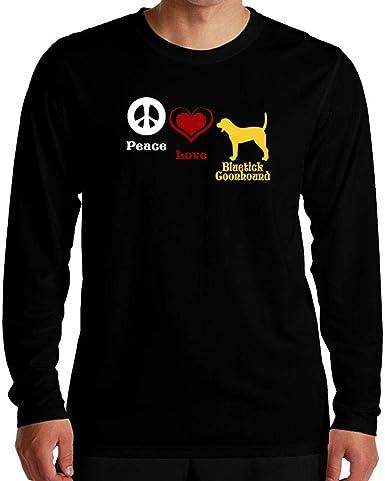 Bluetick Coonhound Baby Tee Shirt Long Sleeve Shirt