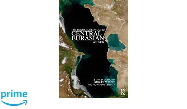 atlas of central Ebook