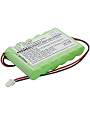 Battery Compatible with Honeywell 103-301179, 103-303689, 300-03864-1, LKP500-4B Ademco 300-03865, Ademco 55026089, Ademco 781410403291, Ademco K5109, Ademco Lynx, Ademco LYNXRCHKIT-SC