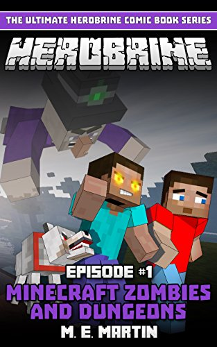 Amazon Com Herobrine Episode 1 Minecraft Zombies And Dungeons