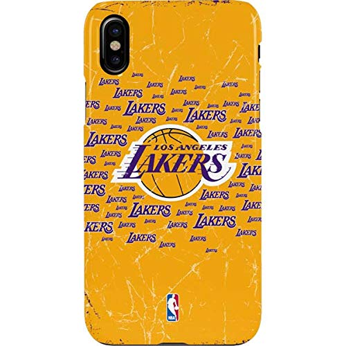 792dfd0a91ee17 Amazon.com  Los Angeles Lakers iPhone Xs Max Case - NBAPI (Players ...